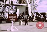 Image of V-2 rocket New Mexico United States USA, 1945, second 37 stock footage video 65675031549