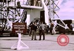 Image of V-2 rocket New Mexico United States USA, 1945, second 38 stock footage video 65675031549
