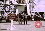 Image of V-2 rocket New Mexico United States USA, 1945, second 39 stock footage video 65675031549