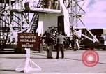 Image of V-2 rocket New Mexico United States USA, 1945, second 40 stock footage video 65675031549