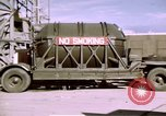 Image of V-2 rocket New Mexico United States USA, 1945, second 45 stock footage video 65675031549