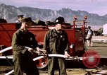 Image of V-2 rocket New Mexico United States USA, 1945, second 49 stock footage video 65675031549