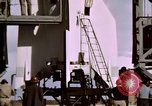 Image of V-2 rocket New Mexico United States USA, 1945, second 58 stock footage video 65675031549
