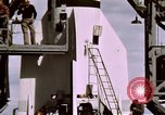 Image of V-2 rocket New Mexico United States USA, 1945, second 60 stock footage video 65675031549