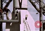 Image of V-2 rocket New Mexico United States USA, 1945, second 62 stock footage video 65675031549