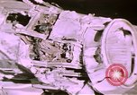 Image of V-2 rocket New Mexico United States USA, 1945, second 35 stock footage video 65675031551