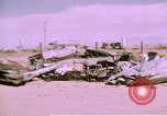 Image of V-2 rocket New Mexico United States USA, 1945, second 51 stock footage video 65675031551