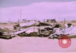 Image of V-2 rocket New Mexico United States USA, 1945, second 52 stock footage video 65675031551