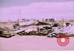 Image of V-2 rocket New Mexico United States USA, 1945, second 56 stock footage video 65675031551