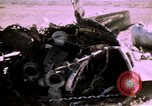 Image of V-2 rocket New Mexico United States USA, 1945, second 61 stock footage video 65675031551