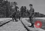 Image of Railroad safety United States USA, 1951, second 40 stock footage video 65675031553