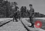 Image of Railroad safety United States USA, 1951, second 41 stock footage video 65675031553