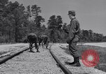 Image of Railroad safety United States USA, 1951, second 42 stock footage video 65675031553