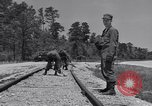 Image of Railroad safety United States USA, 1951, second 46 stock footage video 65675031553