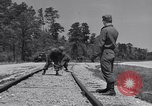 Image of Railroad safety United States USA, 1951, second 48 stock footage video 65675031553