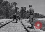 Image of Railroad safety United States USA, 1951, second 49 stock footage video 65675031553