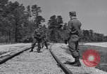 Image of Railroad safety United States USA, 1951, second 50 stock footage video 65675031553