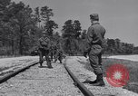 Image of Railroad safety United States USA, 1951, second 51 stock footage video 65675031553