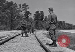 Image of Railroad safety United States USA, 1951, second 52 stock footage video 65675031553