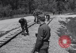 Image of Railroad safety United States USA, 1951, second 57 stock footage video 65675031553