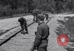 Image of Railroad safety United States USA, 1951, second 58 stock footage video 65675031553
