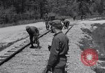 Image of Railroad safety United States USA, 1951, second 60 stock footage video 65675031553