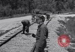 Image of Railroad safety United States USA, 1951, second 61 stock footage video 65675031553