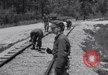 Image of Railroad safety United States USA, 1951, second 62 stock footage video 65675031553