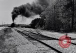 Image of Railroad safety United States USA, 1951, second 42 stock footage video 65675031554