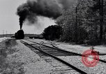 Image of Railroad safety United States USA, 1951, second 52 stock footage video 65675031554