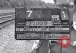 Image of Railroad safety United States USA, 1951, second 1 stock footage video 65675031555