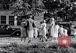 Image of White children South Carolina United States USA, 1936, second 22 stock footage video 65675031560