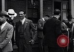 Image of Well dressed African-Americans waiting at a school near a Tennessee Emergency relief camp Tennessee USA, 1936, second 30 stock footage video 65675031562