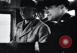 Image of German Army officers visit a Kriegsmarine base Germany, 1944, second 15 stock footage video 65675031600