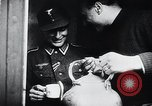 Image of German Army officers visit a Kriegsmarine base Germany, 1944, second 24 stock footage video 65675031600