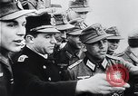 Image of German Army officers visit a Kriegsmarine base Germany, 1944, second 25 stock footage video 65675031600
