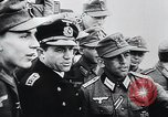 Image of German Army officers visit a Kriegsmarine base Germany, 1944, second 27 stock footage video 65675031600
