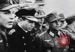 Image of German Army officers visit a Kriegsmarine base Germany, 1944, second 28 stock footage video 65675031600