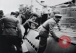 Image of German Army officers visit a Kriegsmarine base Germany, 1944, second 32 stock footage video 65675031600