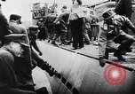 Image of German Army officers visit a Kriegsmarine base Germany, 1944, second 34 stock footage video 65675031600