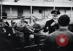 Image of German Army officers visit a Kriegsmarine base Germany, 1944, second 35 stock footage video 65675031600