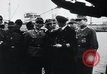 Image of German Army officers visit a Kriegsmarine base Germany, 1944, second 42 stock footage video 65675031600