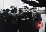 Image of German Army officers visit a Kriegsmarine base Germany, 1944, second 43 stock footage video 65675031600