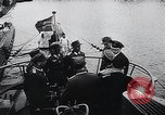 Image of German Army officers visit a Kriegsmarine base Germany, 1944, second 51 stock footage video 65675031600