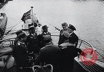 Image of German Army officers visit a Kriegsmarine base Germany, 1944, second 52 stock footage video 65675031600