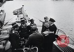 Image of German Army officers visit a Kriegsmarine base Germany, 1944, second 53 stock footage video 65675031600