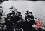 Image of German Army officers visit a Kriegsmarine base Germany, 1944, second 55 stock footage video 65675031600