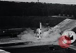 Image of A-4 missile Peenemunde Germany, 1942, second 8 stock footage video 65675031615