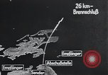 Image of A-4 missile Peenemunde Germany, 1942, second 26 stock footage video 65675031616