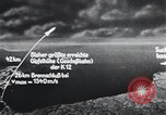 Image of A-4 missile Peenemunde Germany, 1942, second 45 stock footage video 65675031616